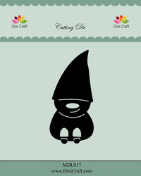 Dixi Craft stanssi Gnome