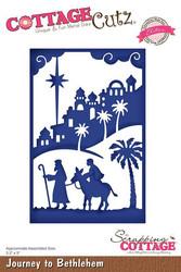 CottageCutz stanssi Journey to Bethlehem