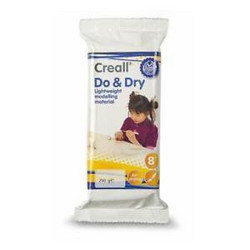 Creall Do & Dry, kevytsavi, 250 g