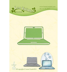 Leane Creatief Laptop -stanssi