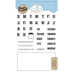Elizabeth Craft Designs leimasinsetti Schedule