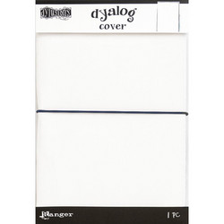 Dylusions Dyalog Canvas Printed Cover No Limits, kannet