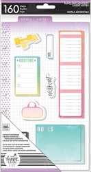 Mambi Happy Planner Sticky Notes -tarralaput Healthy Hero
