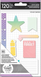 Mambi Happy Planner Mini Sticky Notes -tarralaput Healthy Hero