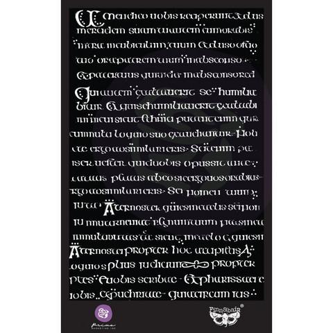 Finnabair sapluuna Manuscript