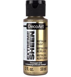 DecoArt Extreme Sheen Metallics -maali, sävy Champagne Gold