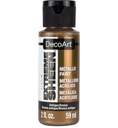DecoArt Extreme Sheen Metallics -maali, sävy Antique Bronze