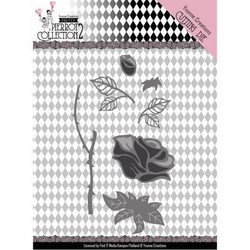 Yvonne Creations Pretty Pierrot 2 stanssisetti Rose
