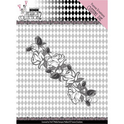 Yvonne Creations Pretty Pierrot 2 stanssisetti Rose Border