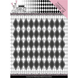 Yvonne Creations Pretty Pierrot 2 stanssi Diamond Pattern