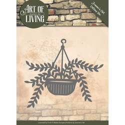 Jeanines Art Art Of Living stanssi Hanging Plant