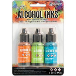 Tim Holtz alkoholimusteet, sävy Spring Break