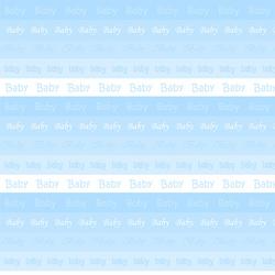 Baby Boy -kuviopaperi, 14 x 28 cm