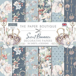 The Paper Boutique paperikko Secret Romance
