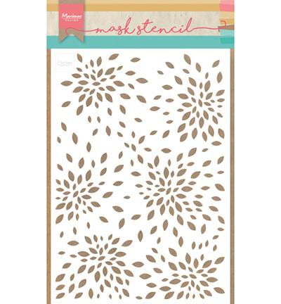 Marianne Design sapluuna Flower Petals