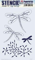 PaperArtsy Kay Carley sapluuna 127