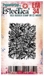 PaperArtsy Eclectica Mini leimasin Seth Apter 34