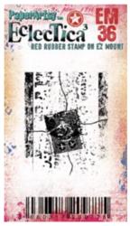 PaperArtsy Eclectica Mini leimasin Seth Apter 36