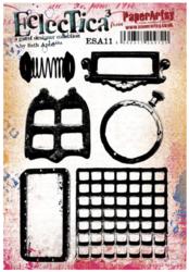 PaperArtsy Eclectica leimasinsetti Seth Apter 11