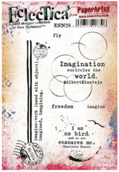 PaperArtsy Sara Naumann leimasinsetti 28