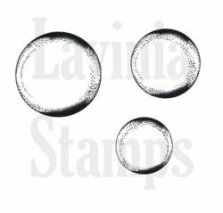 Lavinia Stamps leimasinsetti Bubbles