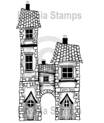 Lavinia Stamps leimasin Fairy Inn
