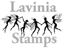 Lavinia Stamps leimasin Fairy Chain