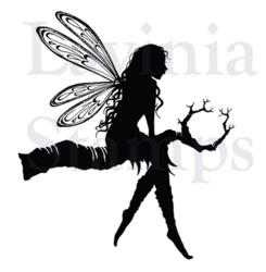 Lavinia Stamps leimasin Tree Goddess Luna