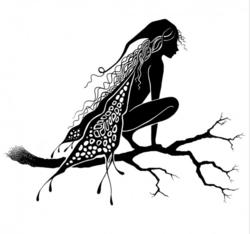 Lavinia Stamps leimasin Raven