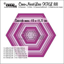 Crea-Nest-Lies XXL stanssisetti 88
