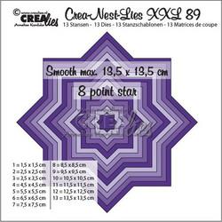 Crea-Nest-Lies XXL stanssisetti 89