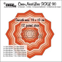 Crea-Nest-Lies XXL stanssisetti 90