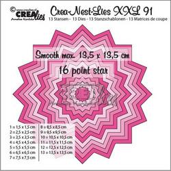 Crea-Nest-Lies XXL stanssisetti 91