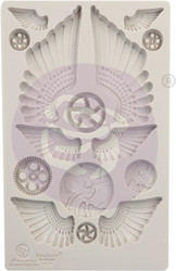 Prima Finnabair Decor Mould -muotti Cogs and Wings