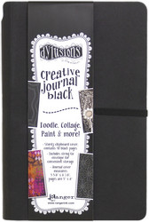 Dyan Reaveley's Dylusions Creative Journal, Small, musta