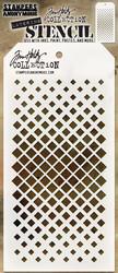 Tim Holtz Gradient Square -sapluuna
