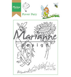 Marianne Design leimasinsetti Hetty's Flower Fairy