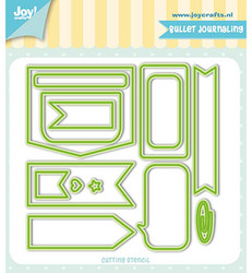 Joy! Crafts stanssisetti Bullet Journaling