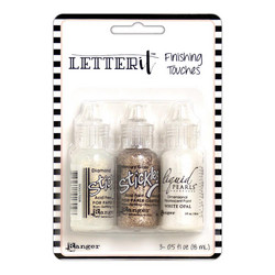 Ranger Letter It Finishing Touches -setti Glam