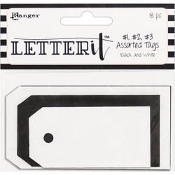 Ranger Letter It Tag -lajitelma #2