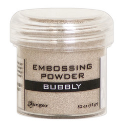 Ranger Embossing Powder -kohojauhe, sävy Bubbly
