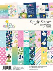 Simple Stories Little Princess -paperipakkaus