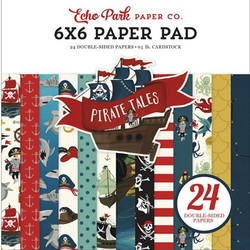 Echo Park Pirate Tales -paperipakkaus