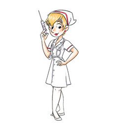 C.C.Designs leimasin Nurse Sue