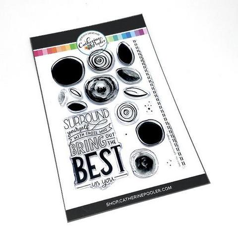 Catherine Pooler leimasinsetti Best in You Stamp