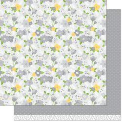 Lawn Fawn Spring Fling skräppipaperi Carolina