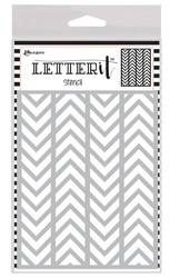 Ranger Letter It sapluuna Alternating Chevron
