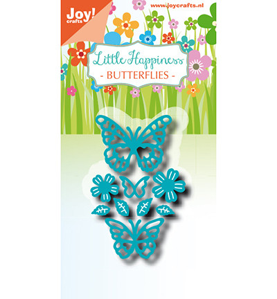 Joy! Crafts stanssi Butterflies
