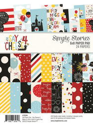 Simple Stories Say Cheese 4 -paperipakkaus