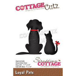 CottageCutz stanssi Loyal Pets